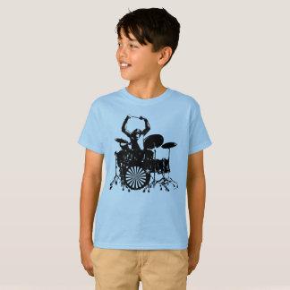 Camiseta Mono del rock-and-roll