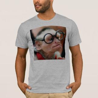 Camiseta mono divertido