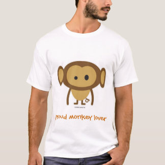 Camiseta mono grande