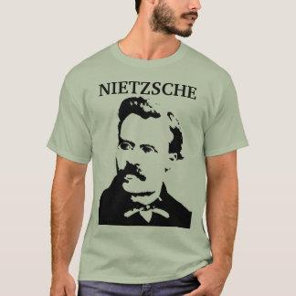Camiseta Monocromo joven de Nietzsche