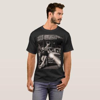 Camiseta Monster Cadilla bn