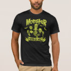 Camiseta monster mash