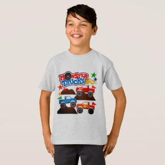 Camiseta Monsteres truck