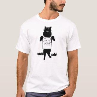 Camiseta Monstruo Cat