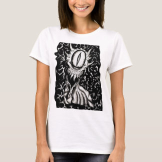 Camiseta Monstruo combinado