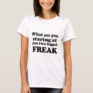 Camiseta Monstruo de dos piernas
