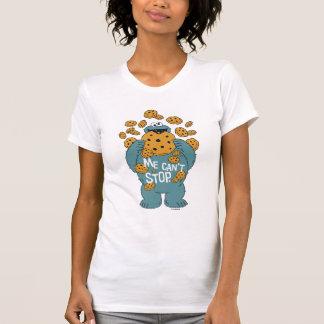 Camiseta Monstruo de la galleta del Sesame Street el | - no