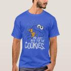 Camiseta Monstruo de la galleta el | yo apenas aquí para