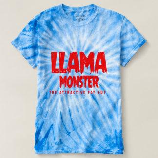 Camiseta monstruo de la llama (el individuo gordo