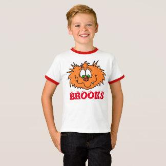 Camiseta Monstruo lindo camisa-personalizado