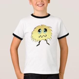 Camiseta monstruo triste