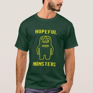 Camiseta Monstruos esperanzados