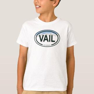 Camiseta Montaña rocosa de Vail Colorado