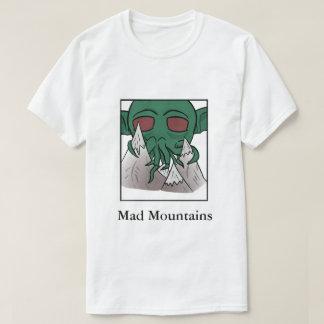 Camiseta Montañas enojadas