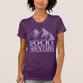 Camiseta Montañas rocosas