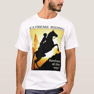 Camiseta Montar a caballo extremo