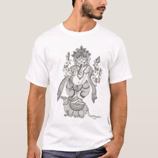 Camiseta Montar a caballo Ganesha