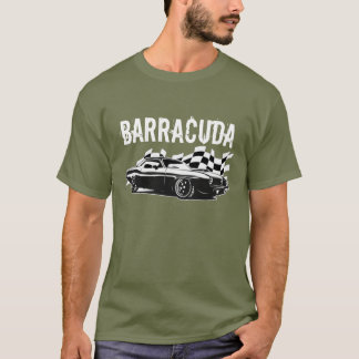Camiseta Mopar - Plymouth Barracuda Cuda -