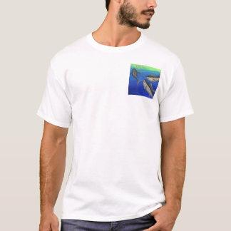 Camiseta Mordedura del atún