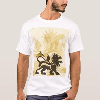 Camiseta Moreno del león de Ras