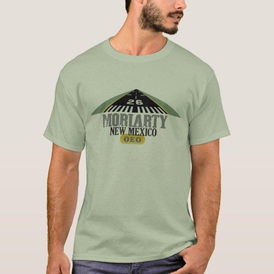 Camiseta Moriarty New México - pista del aeropuerto