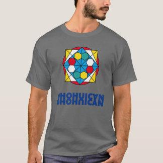 Camiseta Mosaic OHOHUIHCAN