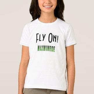Camiseta ¡mosca encendido!
