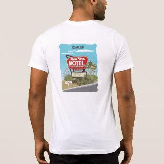 Camiseta Motel de la cumbre en la ruta 66