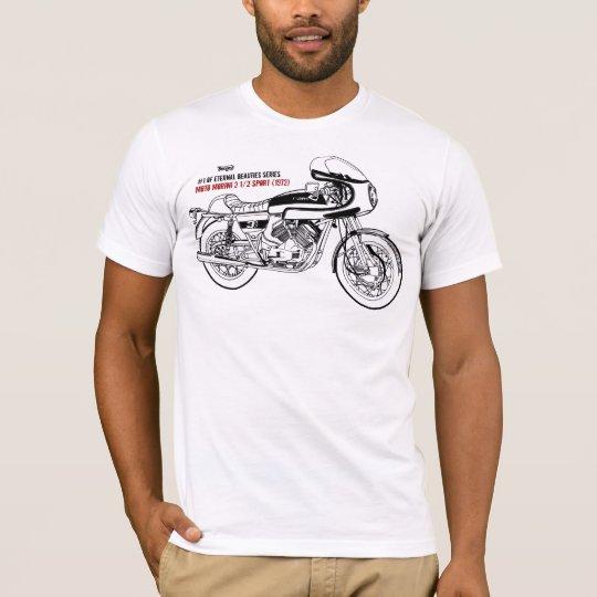 Camiseta Moto Morini Sport (1973)