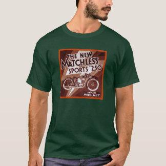 Camiseta Motocicleta incomparable 250