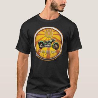 Camiseta Motocicletas del rayo de sol