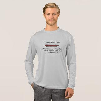 Camiseta Motor conmemorativo de HP de la mercancía 75 del