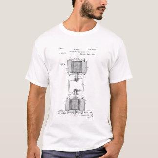 Camiseta Motor eléctrico de Tesla