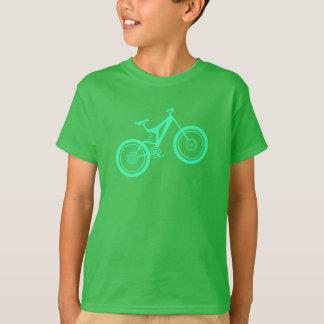 Camiseta Motorista de la montaña del niño