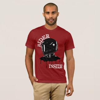 Camiseta Motorista dentro