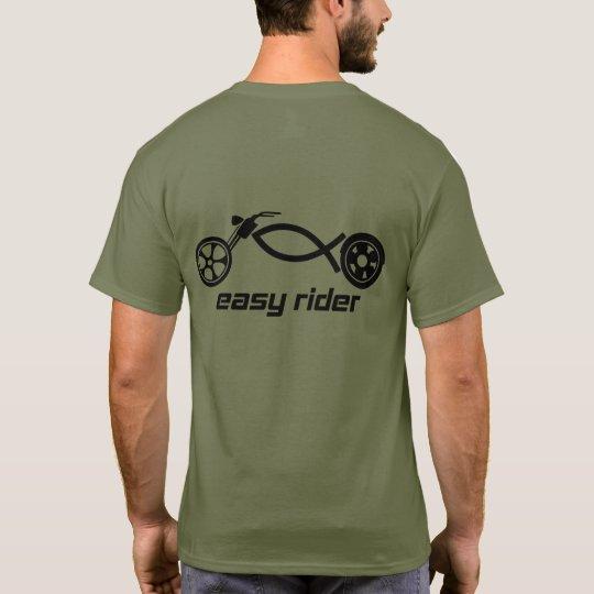 Camiseta Motoristas cristianos