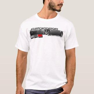 Camiseta Motorsports del AMS los E.E.U.U. Atlántico