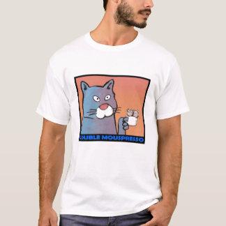 Camiseta Mouspresso doble $16,95