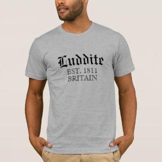 Camiseta Movimiento del Luddite