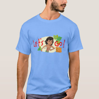 Camiseta Mowgli 2