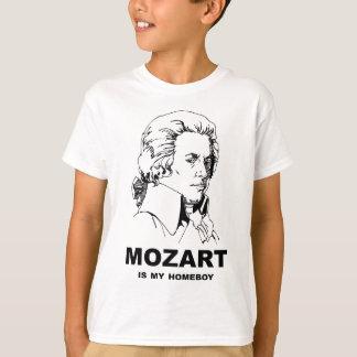 Camiseta Mozart es mi Homeboy