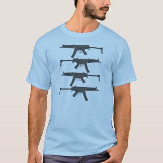 Camiseta MP5 = partió los melones