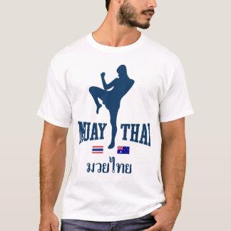 Camiseta Muay Tailandia tailandesa Australia