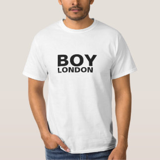 Camiseta Muchacho Londres