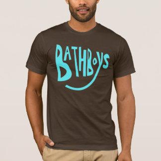 Camiseta Muchachos del baño azules