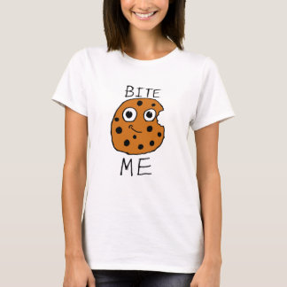 Camiseta Muérdame galleta