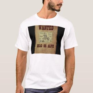 Camiseta Muertos o vivo queridos