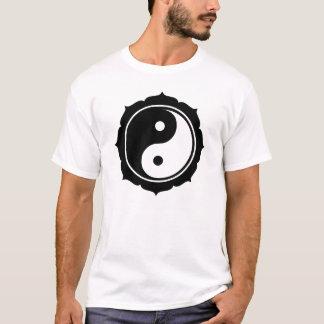 Camiseta Muestra de Lotus Yin Yang