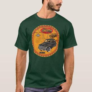 Camiseta Muestra de menor importancia del vintage del coche