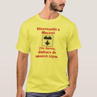 Camiseta Muestra de Topes